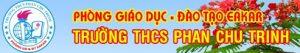 Trường THCS Phan Chu Trinh – Huyện Ea Kar